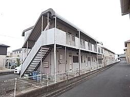 リバティハウス庄[103号室]の外観