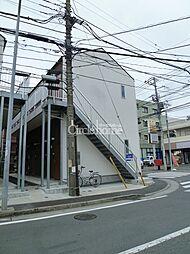 戸塚区上矢部アパートメントB棟[102号室]の外観