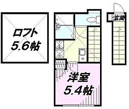 JR中央線 立川駅 徒歩10分の賃貸アパート