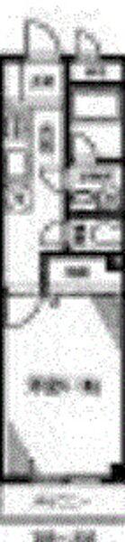 ベルーテ[3階]の間取り