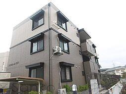 大阪府堺市北区百舌鳥梅北町4丁の賃貸アパートの外観