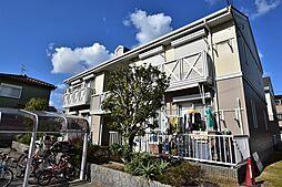 ヴィラコート壱番館B[2階]の外観