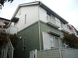 神奈川県川崎市高津区下作延1丁目の賃貸アパートの外観