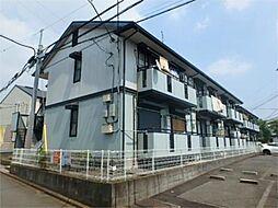 セジュール大島B[2階]の外観