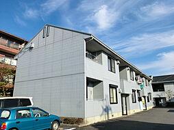 アドザックスIWAHATAA・B棟[1階]の外観