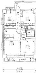 片江Fビル(仮称)[2階]の間取り