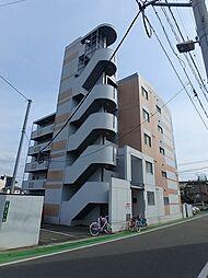 福岡県福岡市城南区長尾1丁目の賃貸マンションの外観