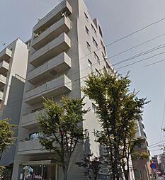 グレイスコート上野松が谷[5階]の外観