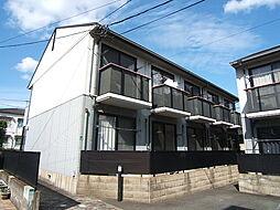 パンプキンハウス[2階]の外観