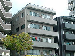 稗田ハイム[4階]の外観