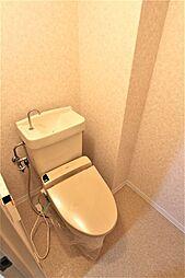 ドムール板宿のトイレ