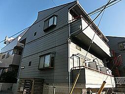 フルハウス生田[2階]の外観