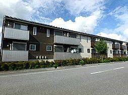 JR東北本線 宇都宮駅 バス40分 壁梨下車 徒歩8分の賃貸アパート