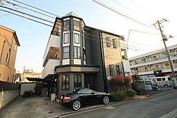 千葉県船橋市習志野台1丁目の賃貸アパートの外観