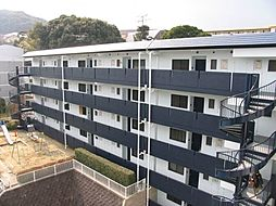 南小笹ヒルズビレッヂ[205号室]の外観
