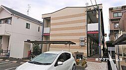 愛知県名古屋市守山区大谷町の賃貸アパートの外観