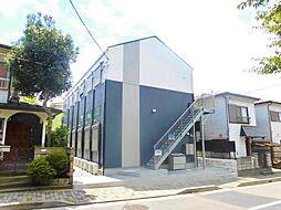 神奈川県大和市柳橋3丁目の賃貸アパートの外観