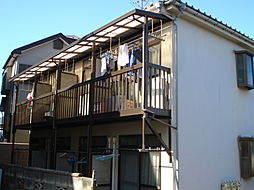 鈴木ハイツ[102号室]の外観