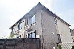 京王線 多磨霊園駅 徒歩8分の賃貸アパート