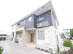 神奈川県綾瀬市蓼川2丁目の賃貸アパートの外観