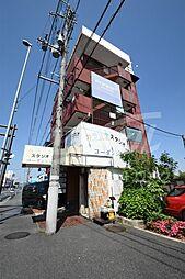 大阪府箕面市萱野3丁目の賃貸マンションの外観
