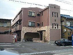 滋賀県彦根市栄町2丁目の賃貸マンションの外観
