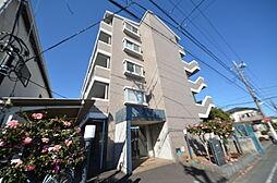 神奈川県相模原市中央区横山2丁目の賃貸マンションの外観