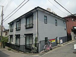 兵庫県神戸市灘区将軍通4丁目の賃貸アパートの外観