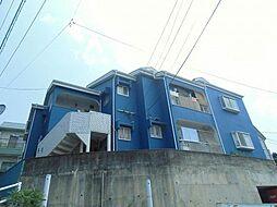 コーポ南片江[2階]の外観