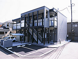 トガミ ヒル[1階]の外観