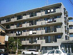 神奈川県横浜市鶴見区駒岡2丁目の賃貸マンションの外観