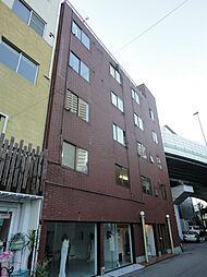 大阪府大阪市北区西天満1丁目の賃貸マンションの外観