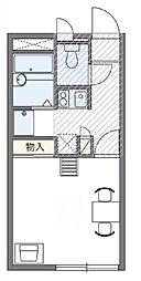 JR八高線 小川町駅 徒歩19分の賃貸アパート