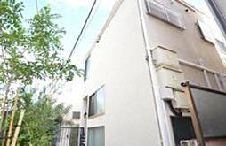 東京都世田谷区祖師谷1丁目の賃貸アパートの外観