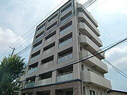 ベルヴィ六甲[4階]の外観