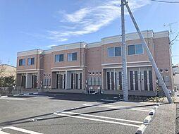 千葉県白井市冨士の賃貸アパートの外観
