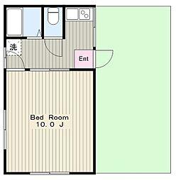 [一戸建] 神奈川県相模原市中央区宮下本町2丁目 の賃貸【/】の間取り