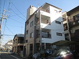 西田マンション[2階]の外観
