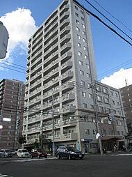 HF東札幌レジデンス[10階]の外観