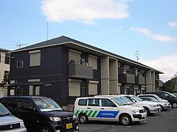 滋賀県守山市下之郷1丁目の賃貸アパートの外観