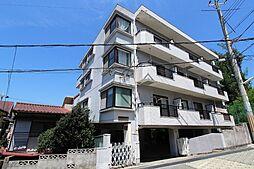 兵庫県神戸市北区鈴蘭台東町2丁目の賃貸マンションの外観