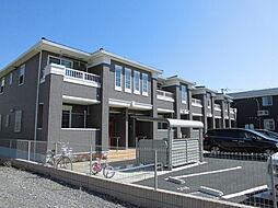 埼玉県入間市鍵山3丁目の賃貸アパートの外観