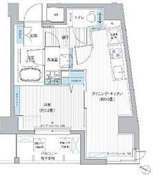 casa KEITOカーサ ケイト[9階]の間取り