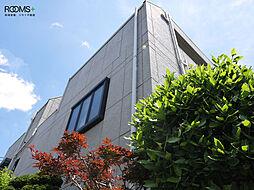 東京都世田谷区赤堤2丁目の賃貸マンションの外観