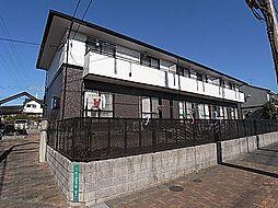 ハイカムール舞の里 B棟[105号室]の外観
