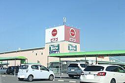 愛知県岡崎市北野町字下池の賃貸アパートの外観
