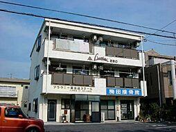 愛知県岡崎市六名本町の賃貸マンションの外観