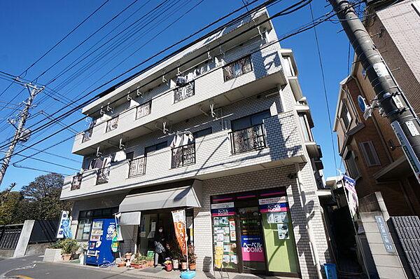 東京都調布市上石原1丁目の賃貸マンション
