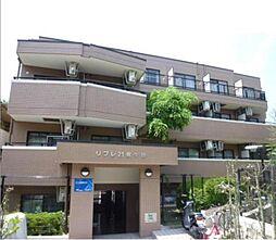 神奈川県川崎市高津区梶ケ谷6丁目の賃貸マンションの外観