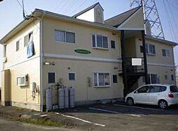 ファミルカワシマII[1階]の外観